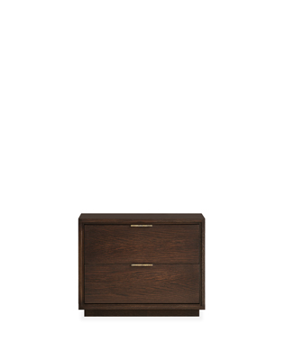 Elements - Modern Furniture - Argon bedside table