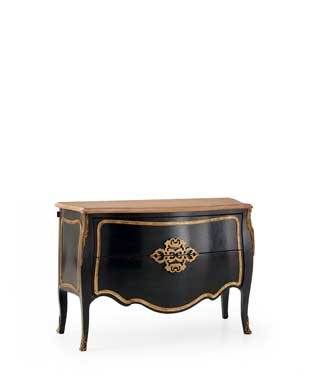 Majestic Gold Chest of Drawers