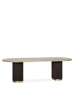 Aim Oval Dining Table