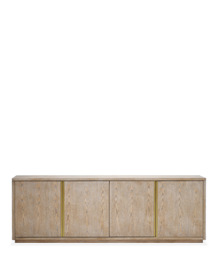 Gold Sideboard
