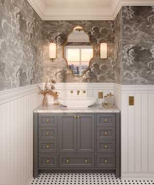 AMclassic - Logan bathroom